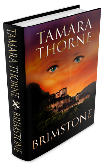Brimstone, Tamara Thorne, Haunted, Paranormal, Ghosts, Hauntings